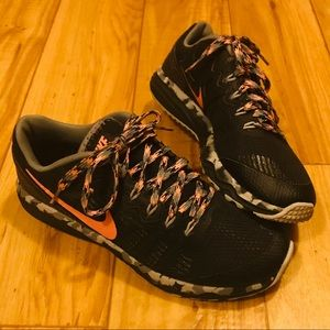 NIKE Dual Fusion Trail 2 Sneakers SZ 8